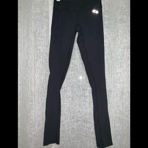Oakley brand lycra black legging .